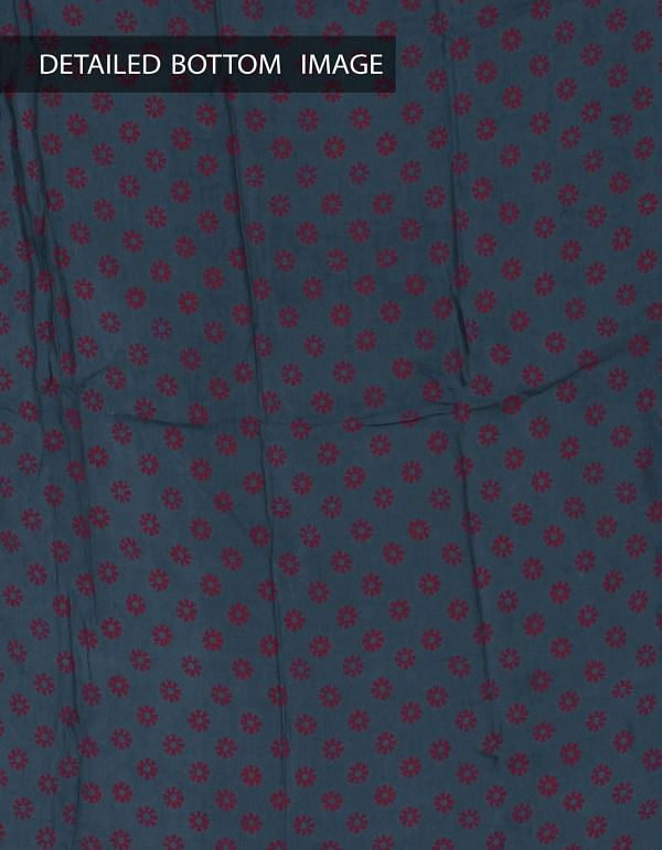 Online Shopping for Unstitched Pink-Blue Banarasi Supernet Pure Jute Silk Chudidar with Block Prints from  at Unnatisilks.com, India