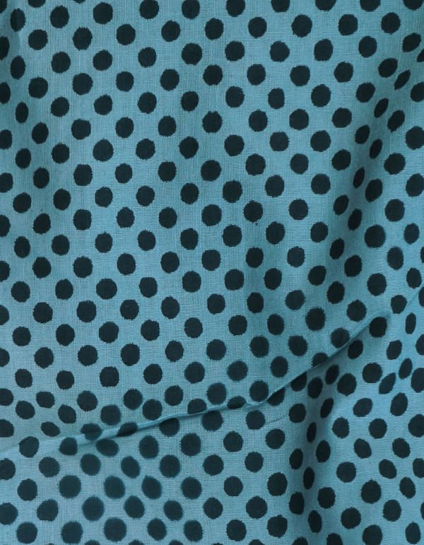 Online Shopping for Blue Pure Cotton Printed Fabric(1MTR) with Block Prints from Andhra Pradesh at Unnatisilks.com, India