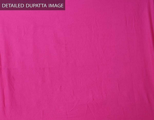 Online Shopping for Unstitched Green-Pink Pure Chanderi Sico Salwar Kameez with Weaving from Andhra Pradesh at Unnatisilks.comIndia