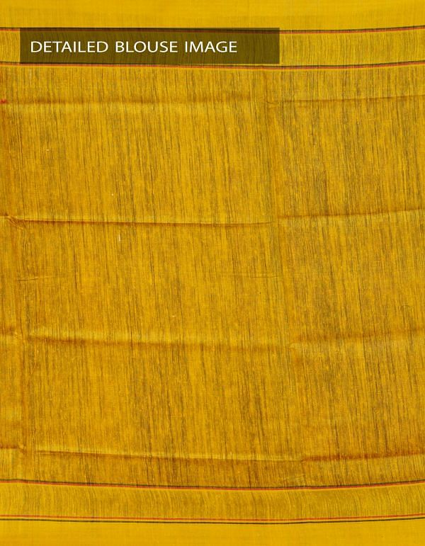 Online Shopping for Pink-yellow Pure Handloom Muga Tussar Silk Plain Saree with Weaves from Jharkhand at Unnatisilks.com, India