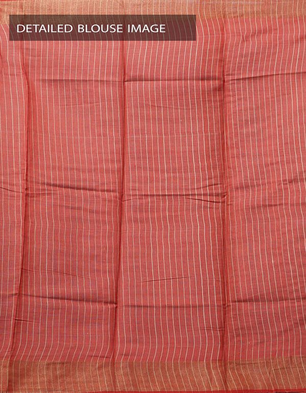 Online Shopping for Black Pure Handloom Tussar Ghicha Silk Saree With Tassels with  Hand Block Prints from Chattisgarh at Unnatisilks.com India
