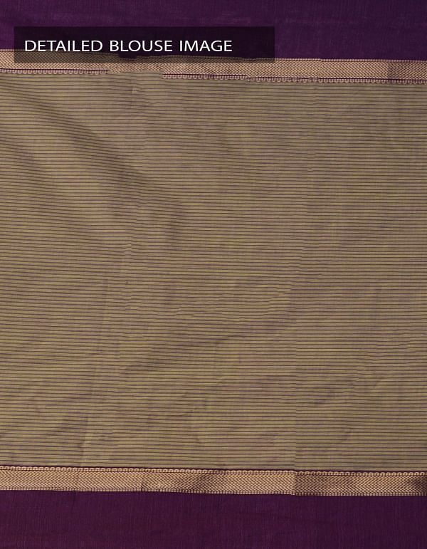 Online Shopping for Green Pure Handloom Chettinad Gamcha Cotton Saree with Weaving from Tamilnadu at Unnatisilks.comIndia