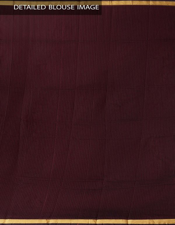 Online Shopping for Maroon Kota Silk Saree with Embroidery Motifs with Embroidery Work from Rajasthan at Unnatisilks.comIndia