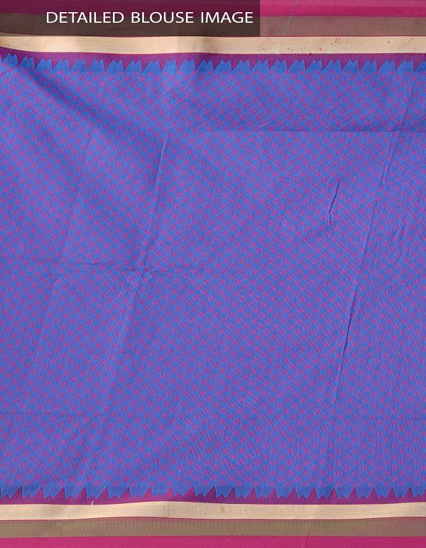 Online Shopping for Blue Uppada Cotton Silk Saree With Tassels with Weaving from Andhra Pradesh at Unnatisilks.comIndiaOnline Shopping for Blue Uppada Cotton Silk Saree With Tassels with Weaving from Andhra Pradesh at Unnatisilks.comIndia