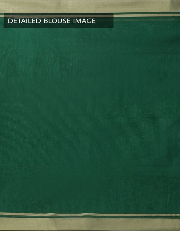 Online Shopping for Green Kanchi Sico Saree With Tassels with Weaving from Tamilnadu at Unnatisilks.comIndia