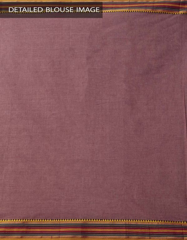Online Shopping for Red Pure Narayanpet Cotton Saree with Weaving from Andhra Pradesh at Unnatisilks.comIndia