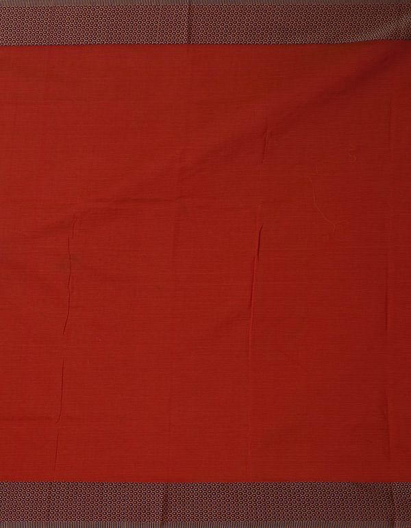 Online Shopping for Red Pure Chanderi Sico Saree  with Weaving from Madhya Pradesh at Unnatisilks.comIndia