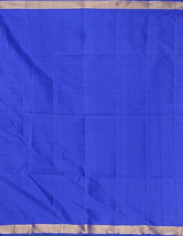 Online Shopping for Blue Pure Handloom Pochampally Silk Saree with Ikat from Andhra Pradesh at Unnatisilks.comIndia
