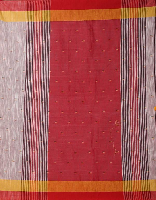 Online Shopping for Ivory Pure Banarasi Sico Saree with Ikat from Andhra Pradesh at Unnatisilks.comIndia