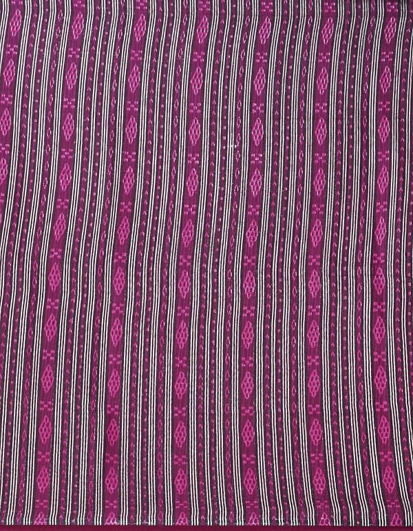 Online Shopping for Pink  Ikat Sambalpuri Silk Saree with Ikat from Orissa at Unnatisilks.comIndia