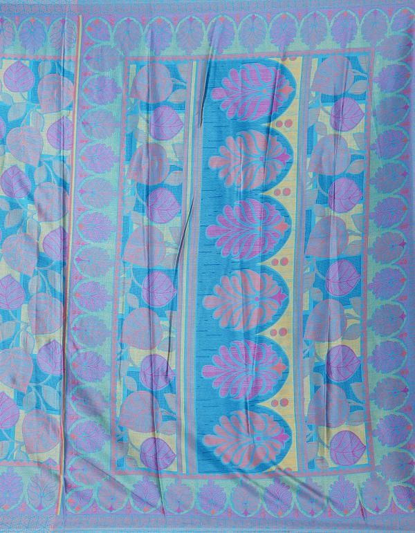 Online Shopping for Blue  Digital Printed Crepe Silk Saree with Fancy/Ethnic Prints from Punjab at Unnatisilks.comIndia