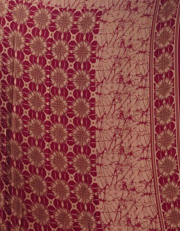 Online Shopping for Red  Digital Printed Georgette  Saree with Digital Prints from Madhya Pradesh at Unnatisilks.comIndia