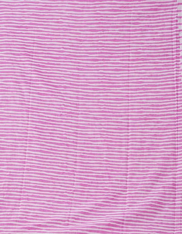 Online Shopping for Pink Ikat Pochampally Cotton Saree with Ikat from Andhra Pradesh at Unnatisilks.comIndia