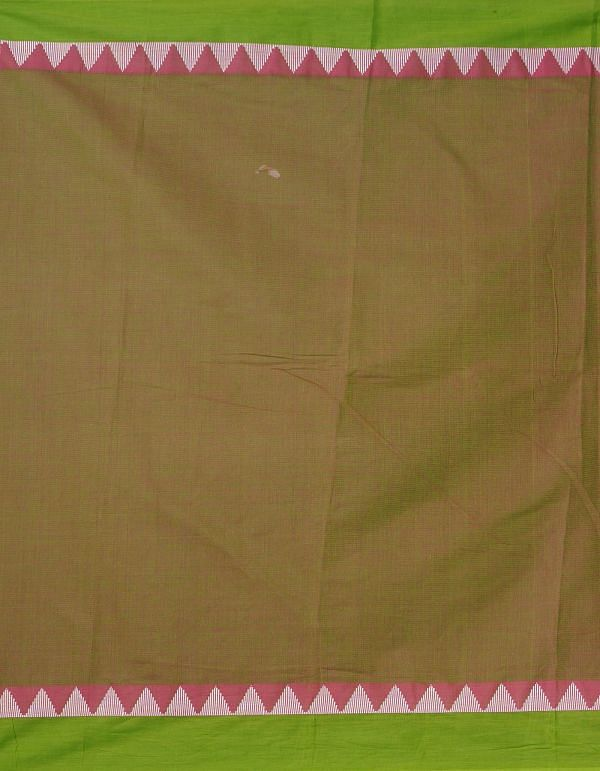 Online Shopping for Pink Pure Mangalagiri Cotton Saree with Weaving from Andhra Pradesh at Unnatisilks.comIndia