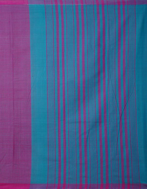 Online Shopping for Pink Pure Handloom Mangalagiri Cotton Saree with Checks with Weaving from Andhra Pradesh at Unnatisilks.comIndia