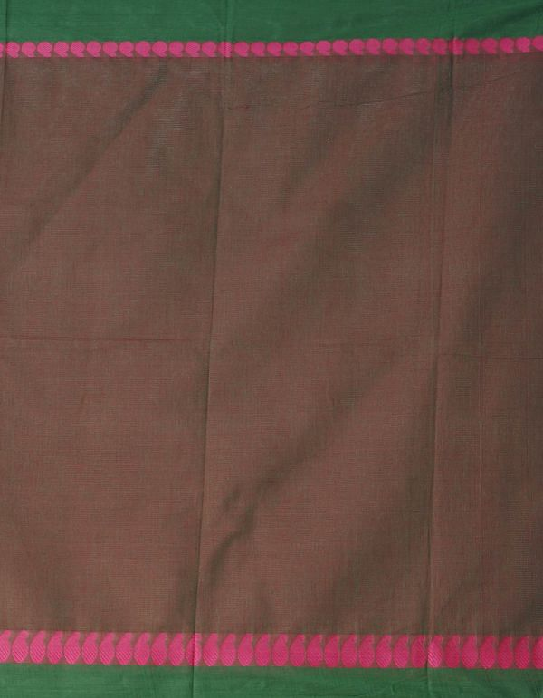 Online Shopping for Maroon Pure Mangalagiri Cotton Saree with Weaving from Andhra Pradesh at Unnatisilks.comIndia