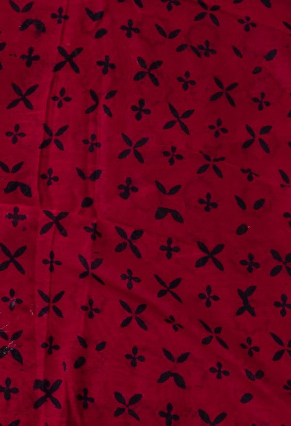 Online Shopping for Red  Preet Napthol Chanderi Sico Saree with Napthol from Rajasthan at Unnatisilks.comIndia