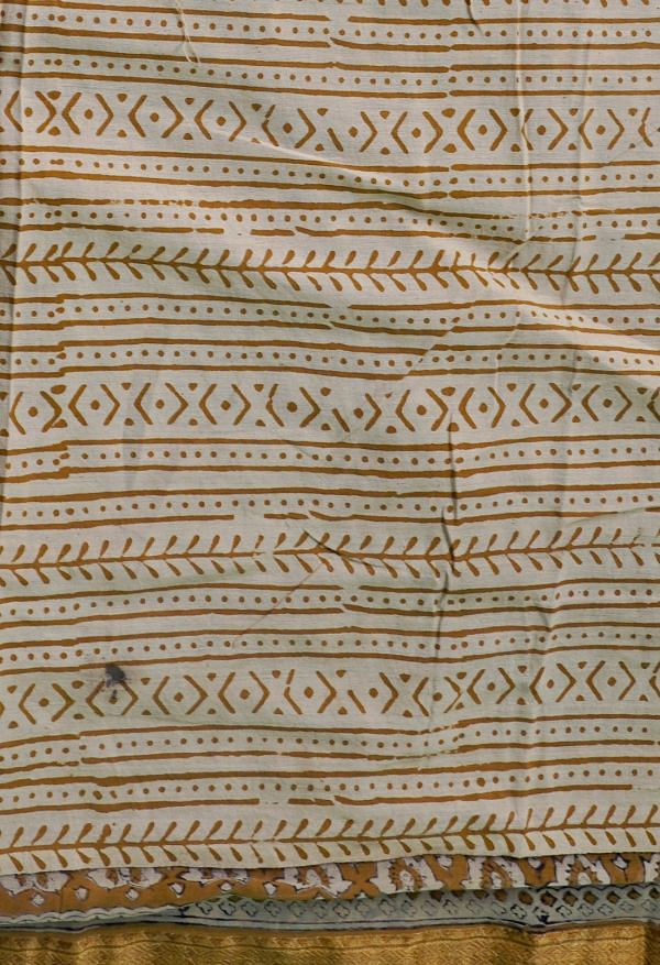 Online Shopping for Black  Preet Bagru Mulmul Cotton Saree with Bagru  from Rajasthan at Unnatisilks.comIndia