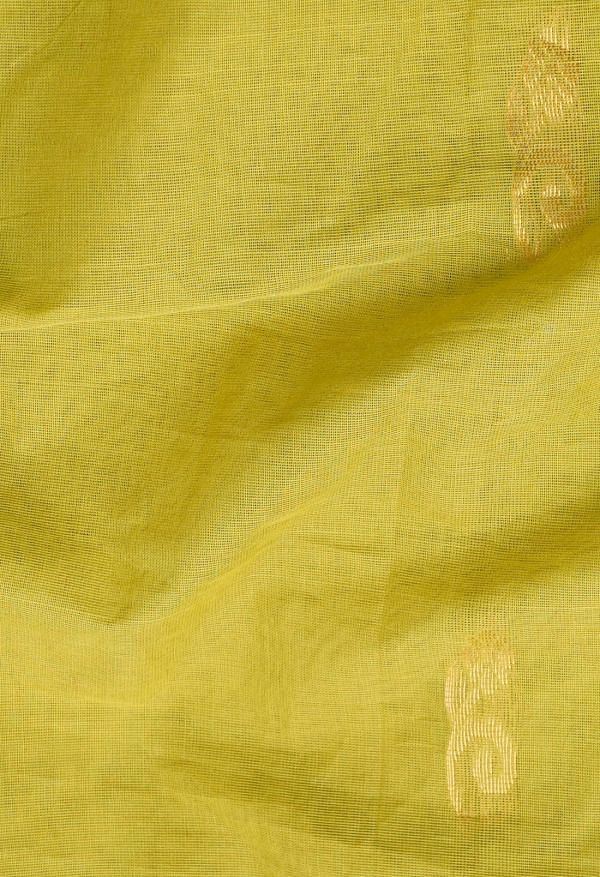 Online Shopping for Green Pure Handloom Gadwal Cotton Saree with Weaving from Andhra Pradesh at Unnatisilks.comIndia