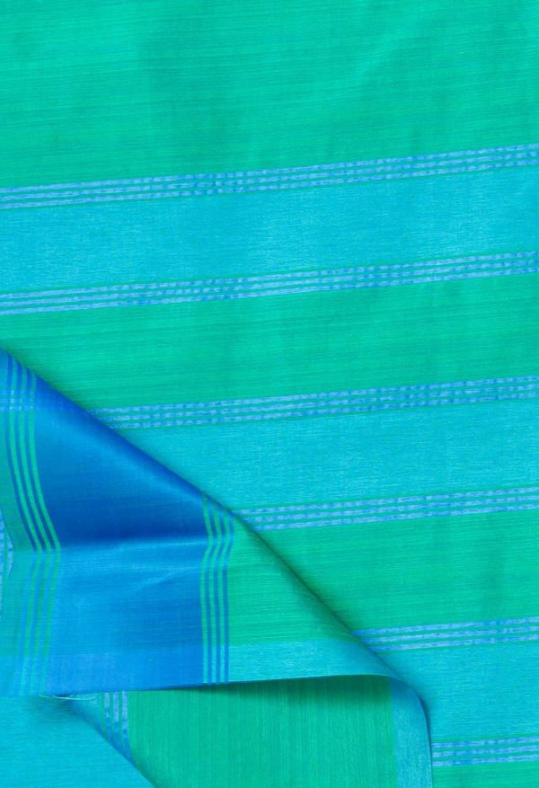 Online Shopping for Green  Fancy Art Silk Saree with Weaving from Punjab at Unnatisilks.comIndia