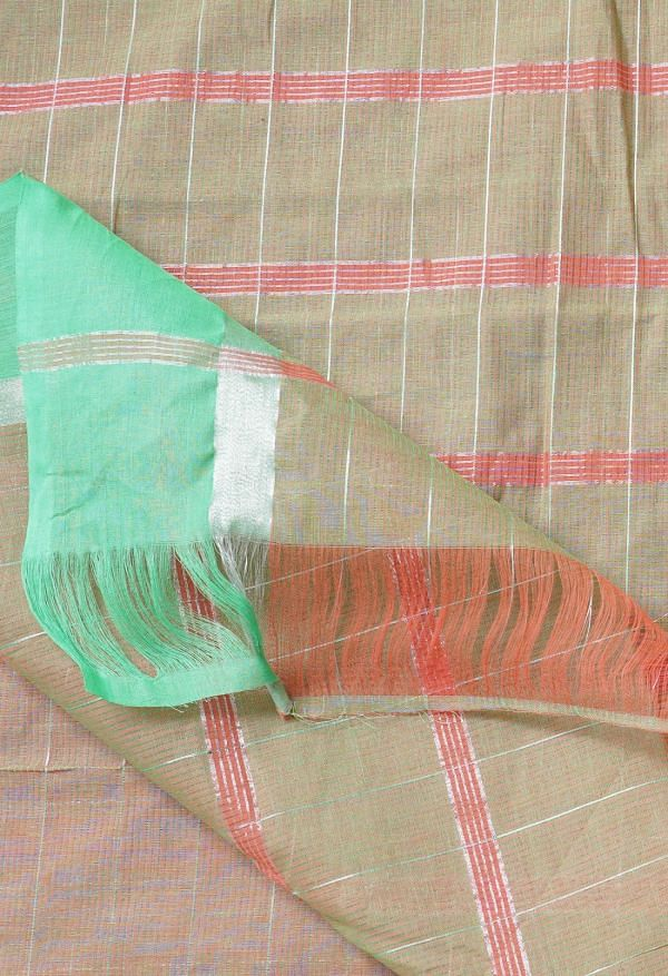 Online Shopping for Red Pure Pavani Mangalagiri Cotton Saree with Weaving from Andhra Pradesh at Unnatisilks.comIndia