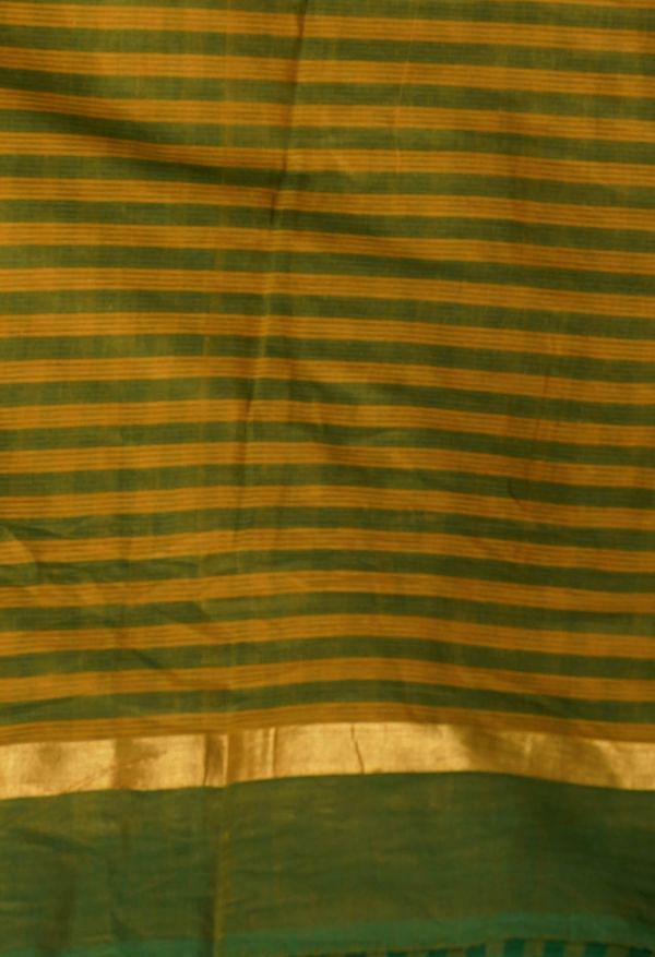 Online Shopping for Green-Yellow Pure Pavani Mangalagiri Cotton Saree with Weaving from Andhra Pradesh at Unnatisilks.comIndia
