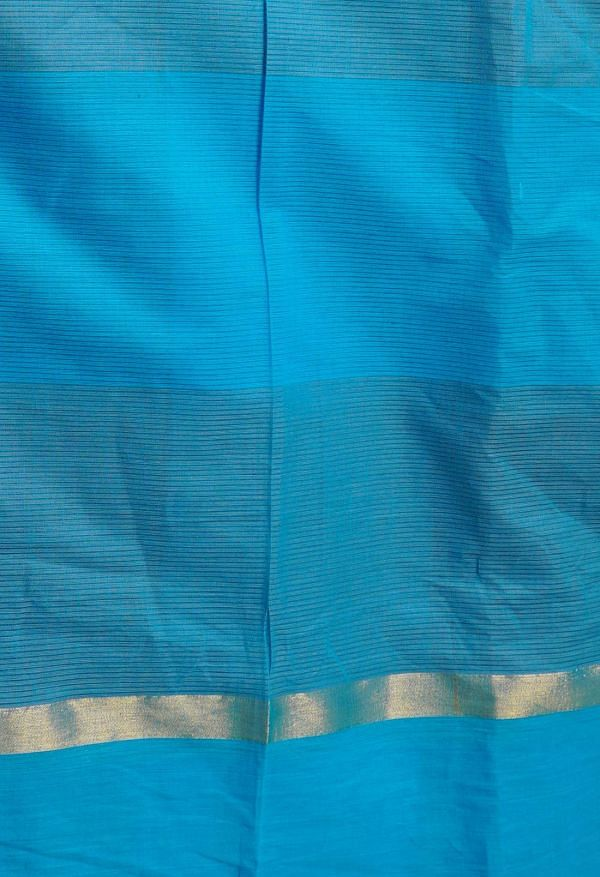 Online Shopping for Grey-Blue Pure Pavani Mangalagiri Cotton Saree with Weaving from Andhra Pradesh at Unnatisilks.comIndia