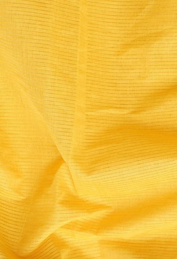 Online Shopping for Yellow Pure Pavani Mangalagiri Cotton Saree with Weaving from Andhra Pradesh at Unnatisilks.comIndia