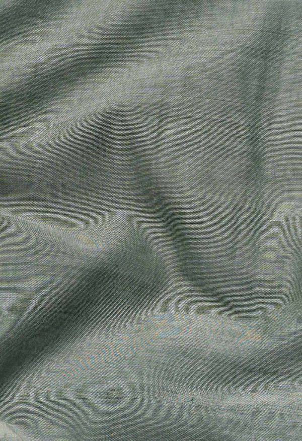 Online Shopping for Green Pure Handloom Narayanpet Cotton Saree with Weaving from Kanchi at Unnatisilks.comIndia
