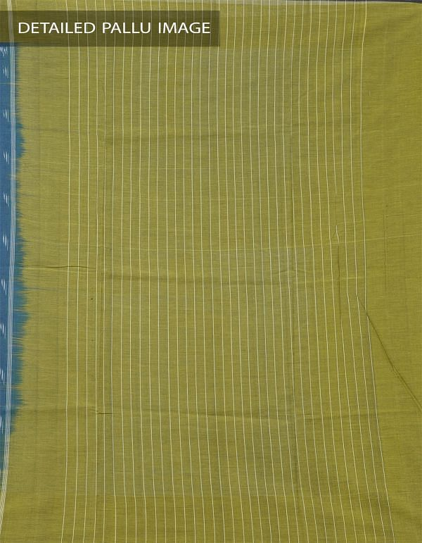 Online Shopping for Blue Pure Handloom pochampally Ikat Cotton Saree With Intricate Designs with  Ikat Weaving from Andhra Pradesh at Unnatisilks.com India