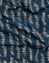 Online Shopping for Blue Jowta Hand Block Printed Cotton Fabric with Hand Block Prints from Rajasthan at Unnatisilks.comIndia