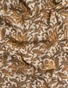 Online Shopping for Brown Dabu Printed Cotton Fabric with Dabu Prints from Rajasthan at Unnatisilks.comIndia