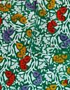 Online Shopping for Green Pure Batik Cotton Fabric(1MTR) with tie-dye from Bihar at Unnatisilks.com, India