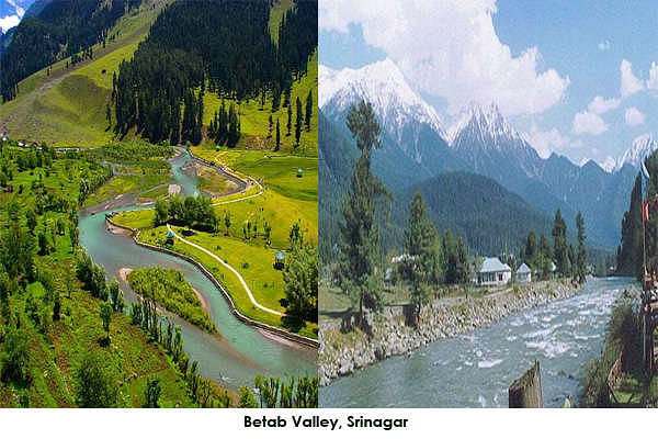 Betab Valley, Srinagar