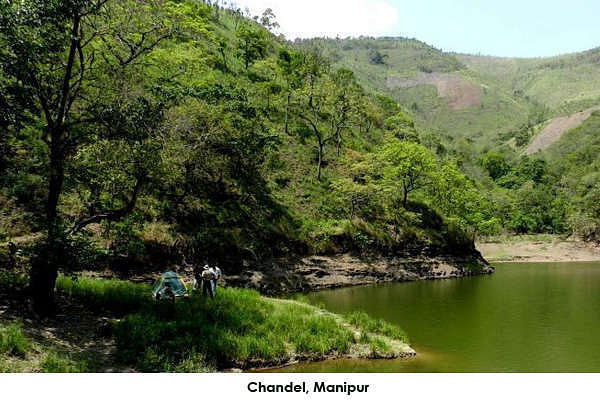 Chandel is the gateway to Myanmar. The geographical significance, however, does not end there.