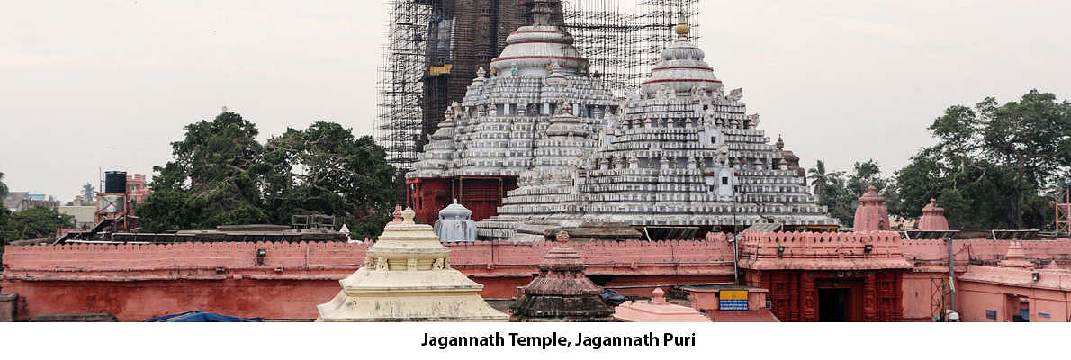 Jagannath Temple, Jagannath Puri, Odisha