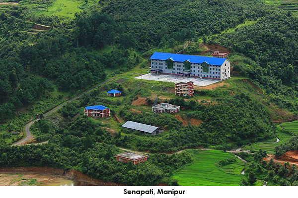 Senapati is one of the places in Manipur that preserves its natural beauty with some of its parts still unexplored.