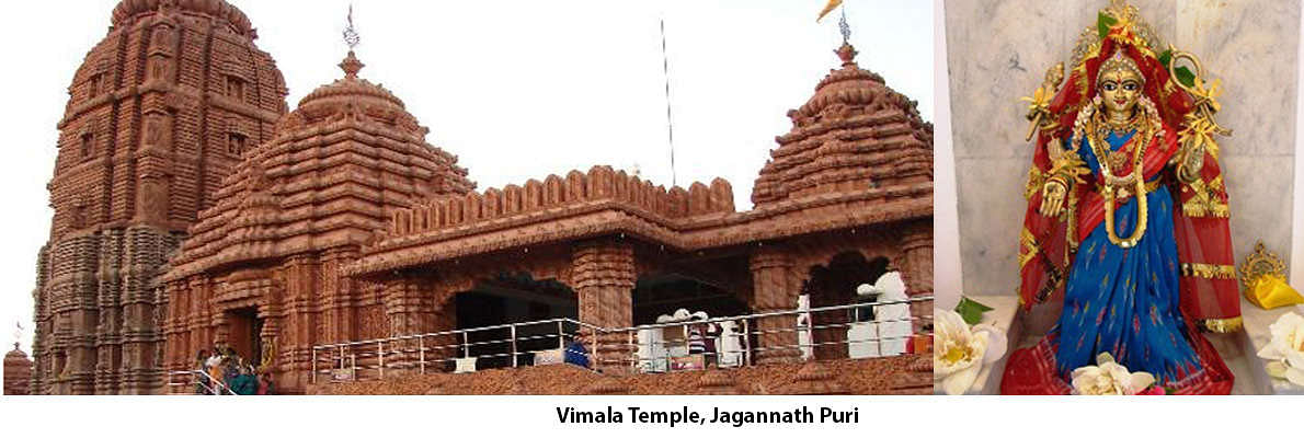 Maa Vimala temple is one of the important Shaktipithas. Those who visit Sri Jagannath temple, must see it.