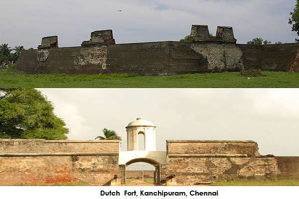 Dutch Fort is somewhat oddly listed as a trip to make from Mahabalipuram while in many ways it is a sight by itself.