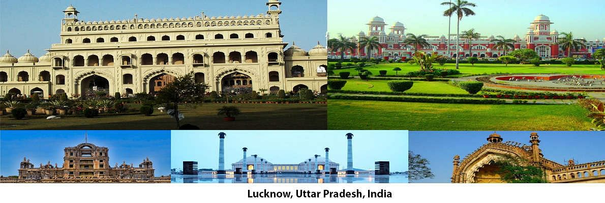 Capital city of Uttar Pradesh. Lucknow is a mix of the traditional and the modern, a multicultural city that is an important centre of government, education, commerce, aerospace, finance, pharmaceuticals, technology, design, culture, tourism, music and poetry.