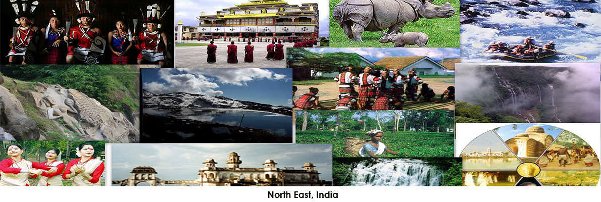 The 7 sisters of the North East – Assam, Arunachal Pradesh, Manipur, Meghalaya, Mizoram, Nagaland and Tripura and the state of Sikkim still maintain their virgin beauty, when it comes to the natural beauty of the region.