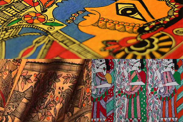 difference in styles of various castes are distinct in the same way they may have been before Madhubani received international and national attention.